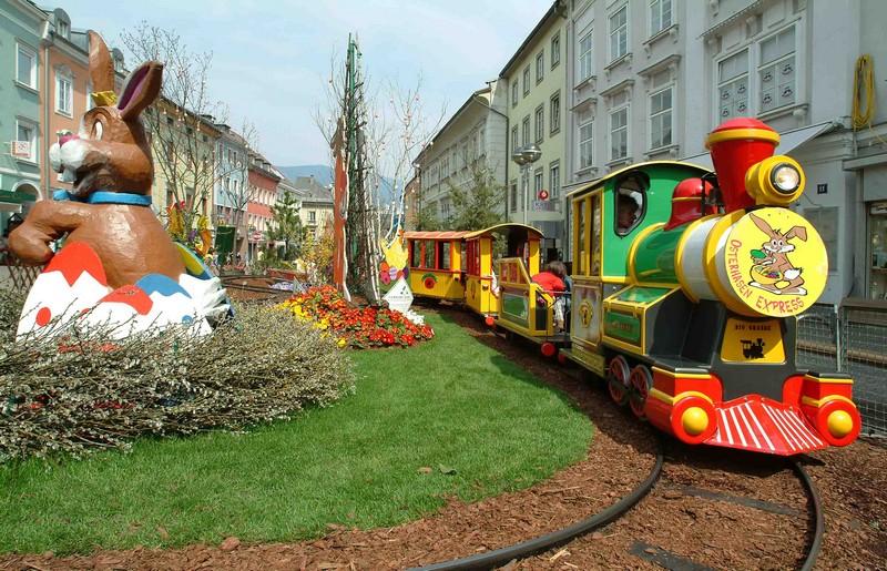 Pasqua a Villach - copyright ph Region Villach Tourismus GmbH