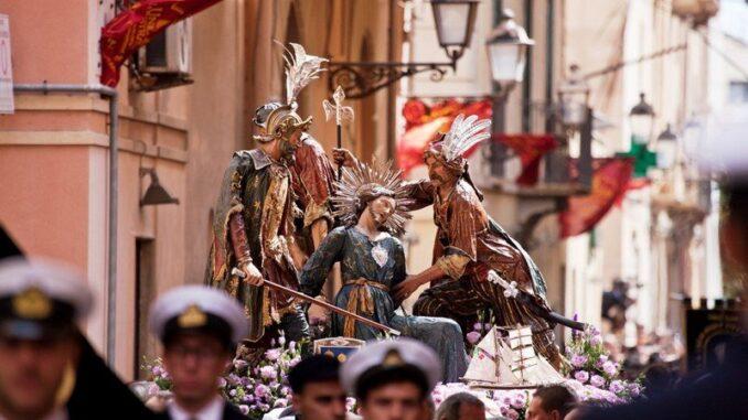 Processione dei Misteri a Trapani