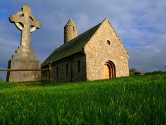 Saul Church, contea di Down, Irlanda
