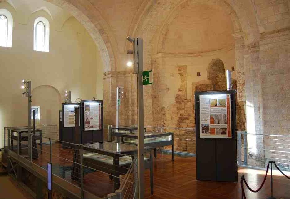 Sinagoga museale di S.Anna, Trani