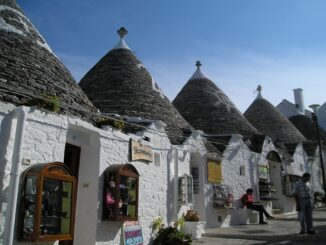 Alberobello - ph Verity Cridland - licenza Creative Commons Attribution 2.0 Generic