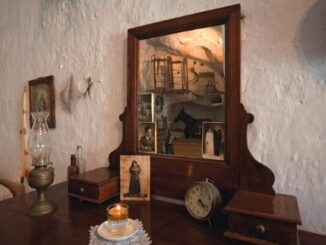 Casa Grotta di Vico Solitario a Matera