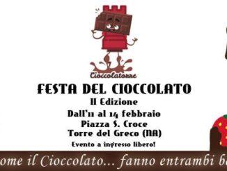 Cioccolatorre, Festa del Cioccolato a Torre del Greco