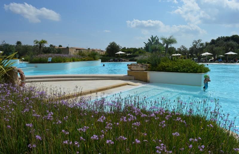 Piscine dell'Iberotel Apulia