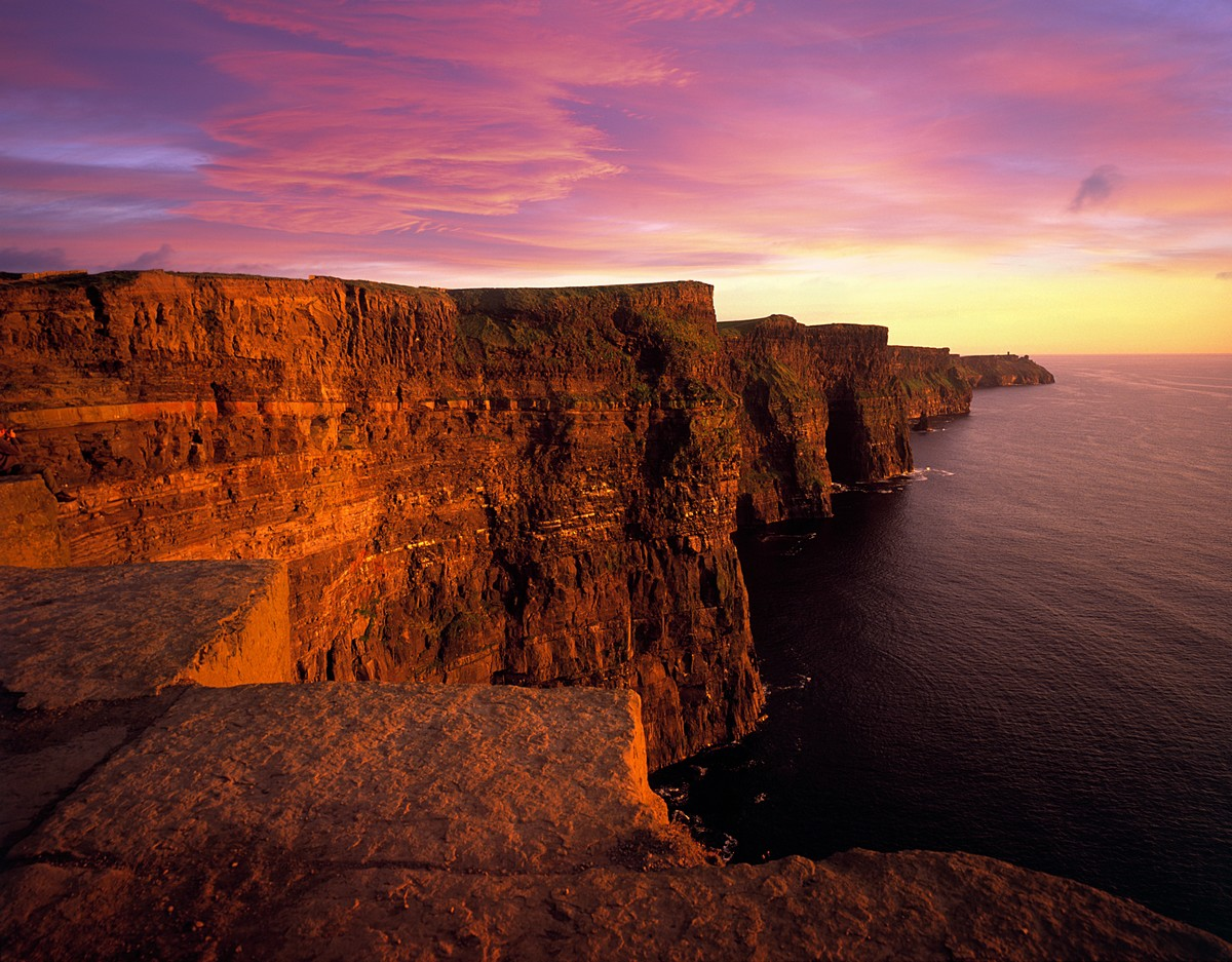 Irlanda: Cliffs of Moher, Contea di Clare
