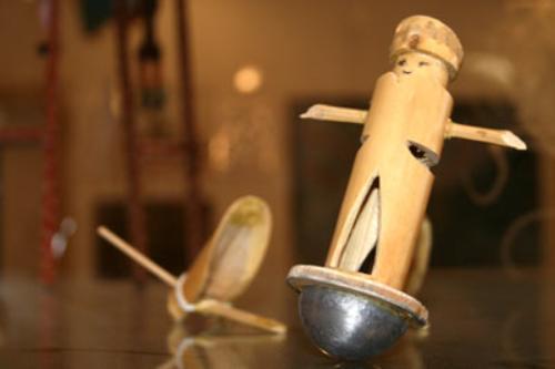 Museo interattivo del giocattolo povero e del gioco di strada