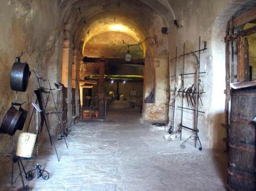 Museo comunale Trappeto Maratea