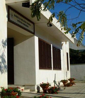 "Museo di biologia marina ""Pietro Parenzan"""