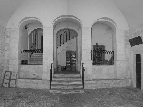 """Museo capitolare di Rutigliano """"S. Maria della Colonna e S. Nicola"""""""