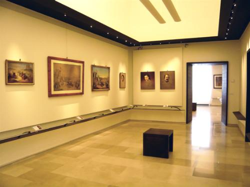 """Pinacoteca """"Michele De Napoli"""""""