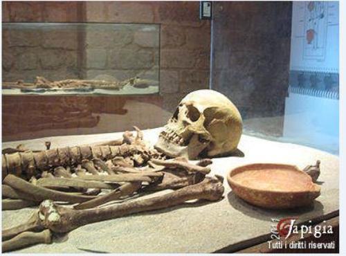 Museo archeologico della civiltà Messapica di Vaste