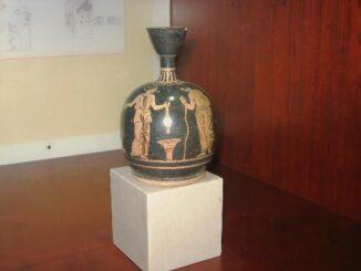 """Museo civico """"Mostra archeologica"""" di Villa Castelli"""