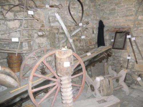 Museo della civiltà contadina di Alberona