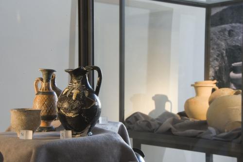 Museo storico e archeologico della civiltà dell'olio e del Vino