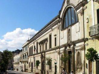 """Museo nazionale """"Domenico Ridola"""""""