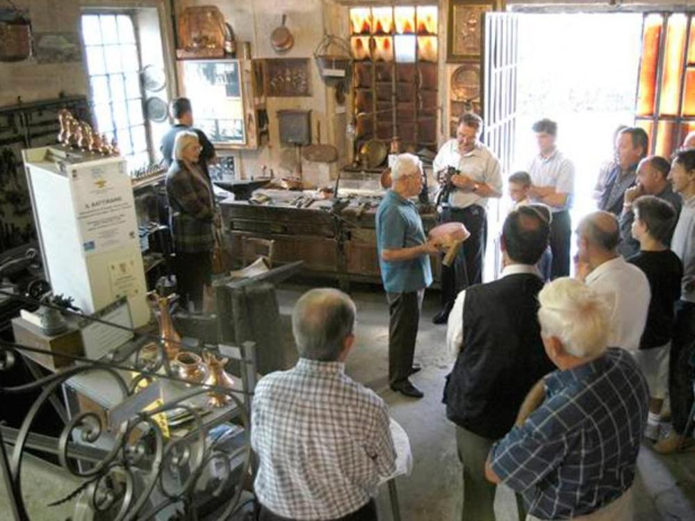 Antica officina Radin – Museo dell'artigianato breganzese a Breganze