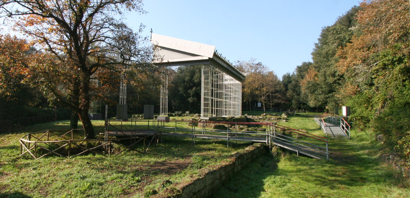 Area archeologica di Veio, Roma