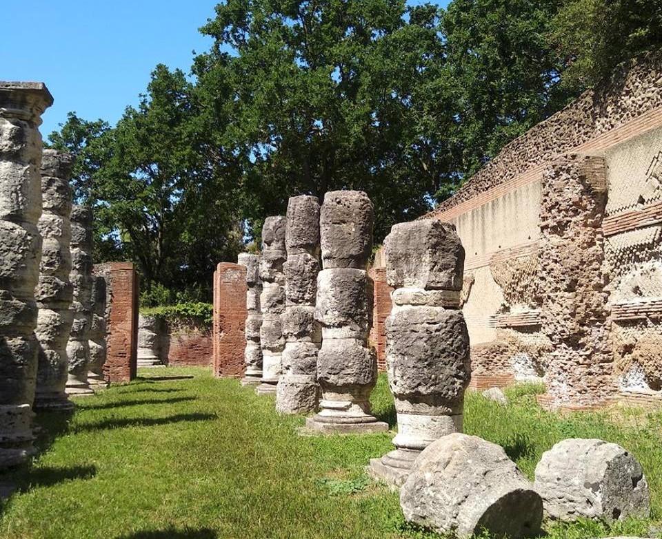 Area archeologico del Porto di Claudio - Foto Ostia Antica Beniculturali