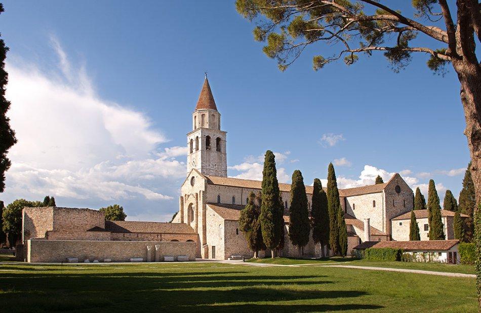 Basilica di Acquileia, Udine