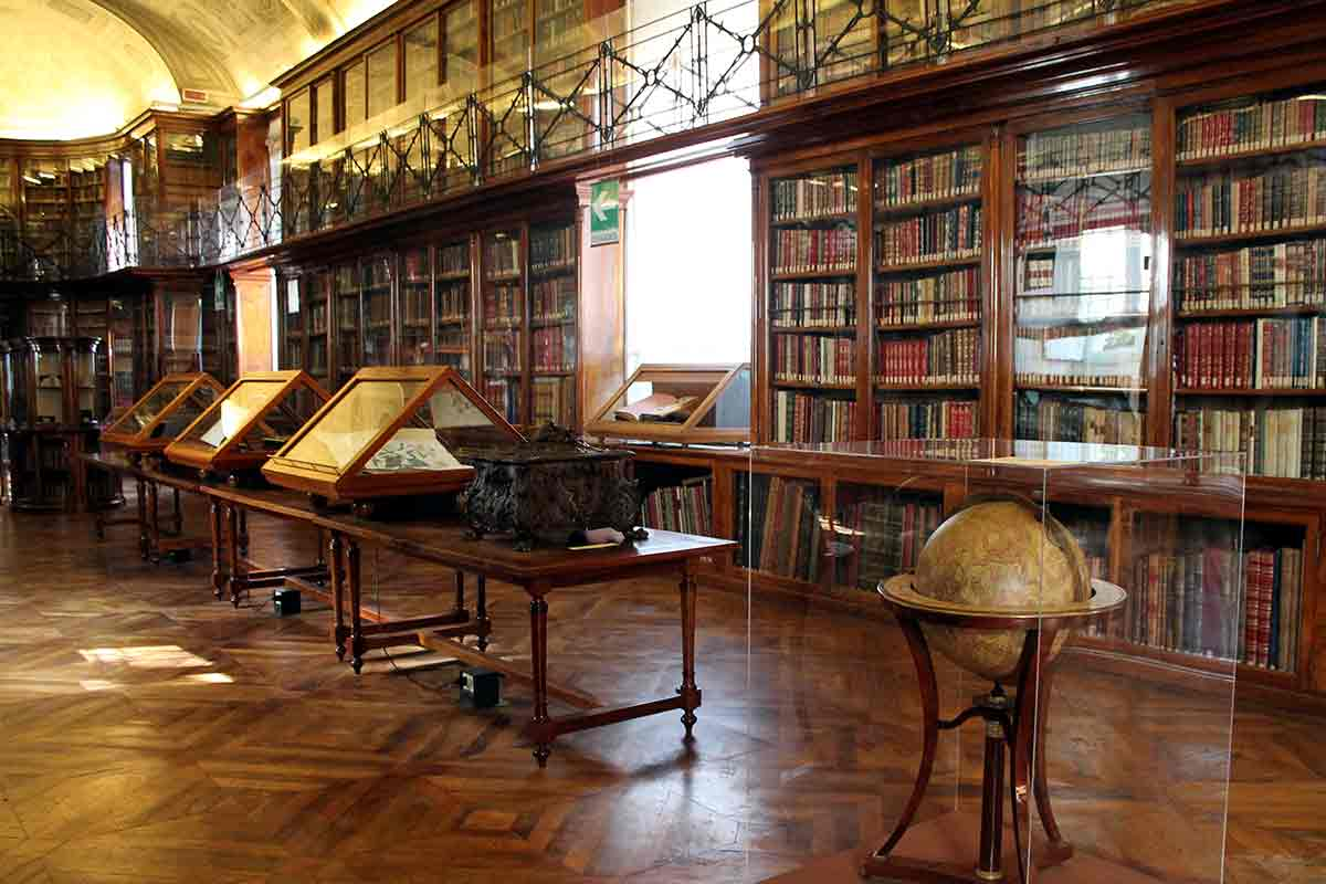 Biblioteca Reale Torino