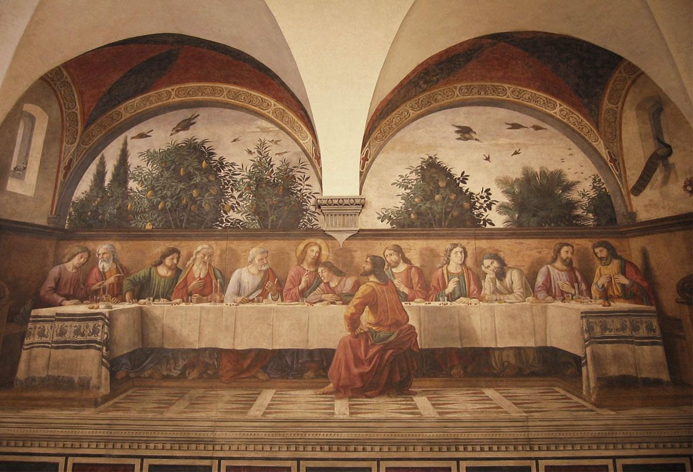 Cenacolo di Ognissanti, Firenze
