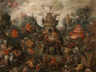 Hieronymus Bosch, Copia da Elefante