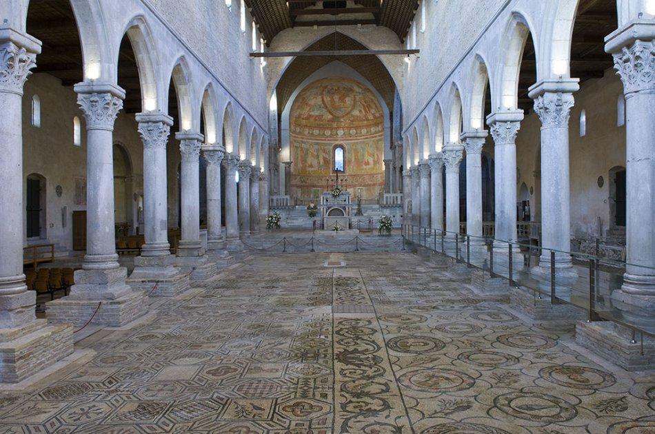 Mosaici della Basilica di Aquileia