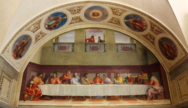 Museo del Cenacolo di Andrea del Sarto, Firenze