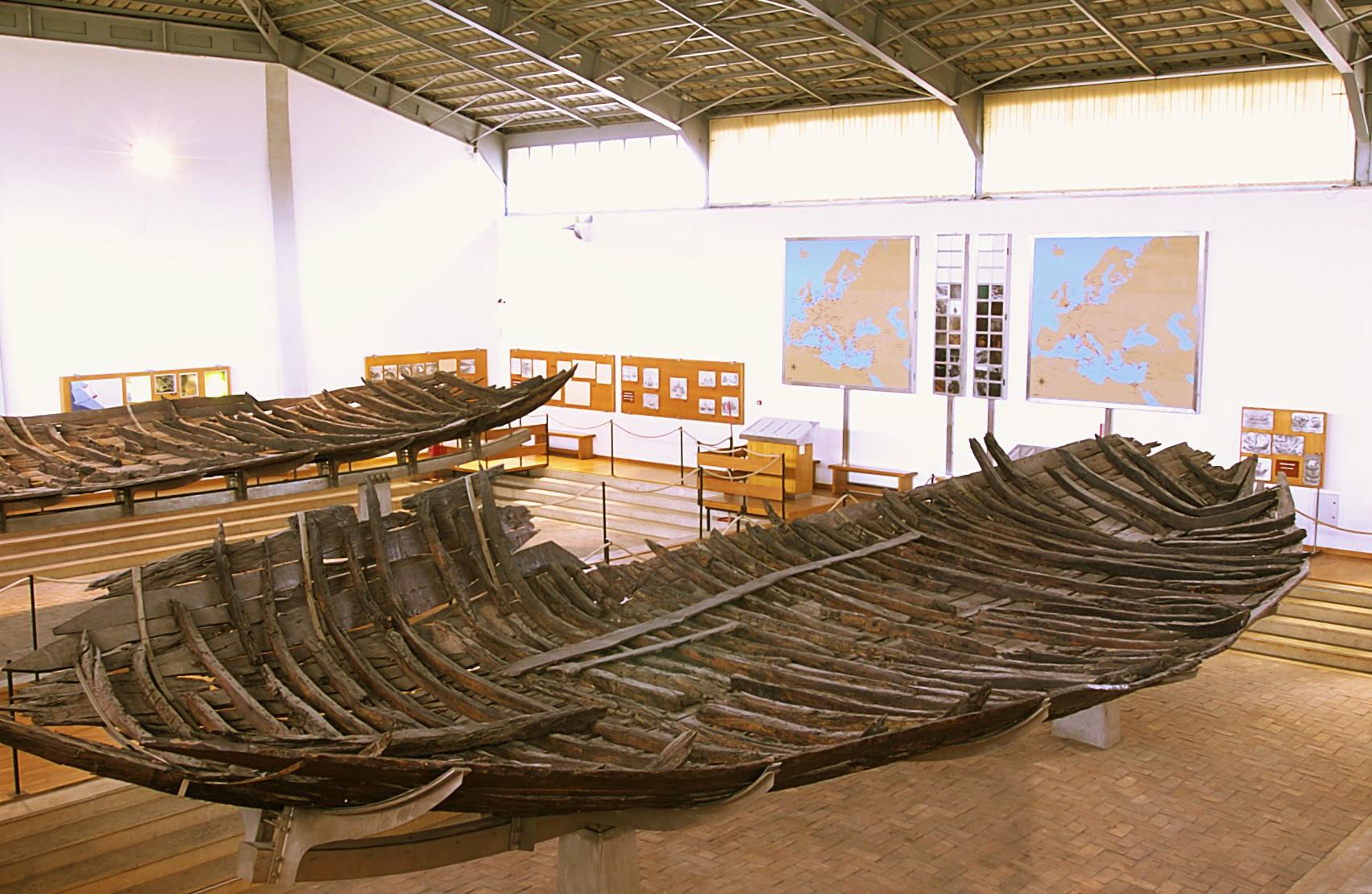 Museo della navi a Fiumicino - Foto Ostia Antica Beni Culturali