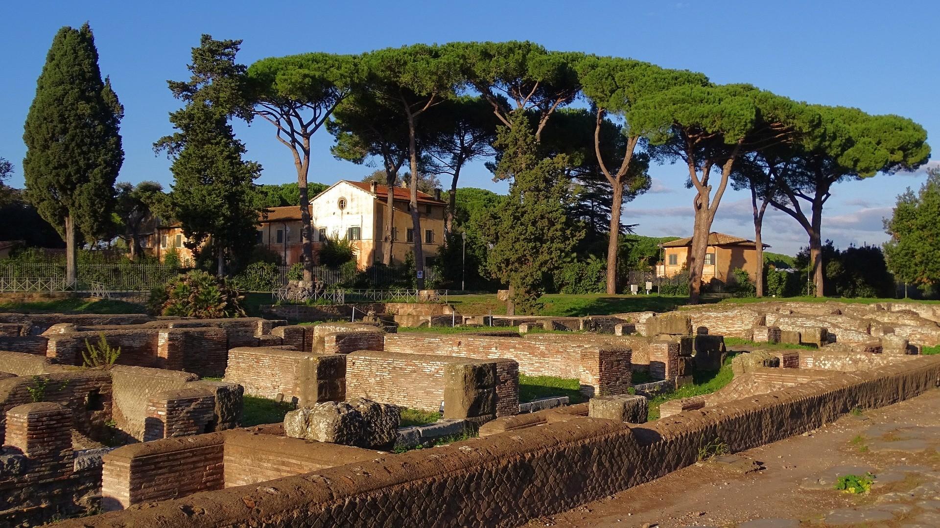Ostia antica - Foto di neufal54