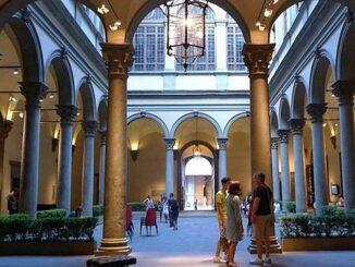 Palazzo Strozzi, Firenze