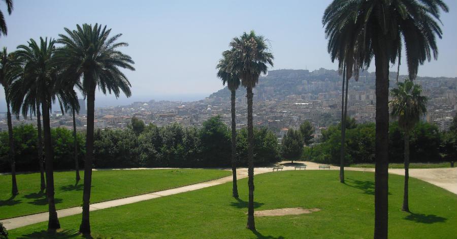 Parco di Capodimonte a Napoli