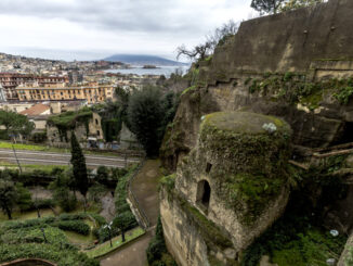 Parco e Tomba di Virgilio a Napoli