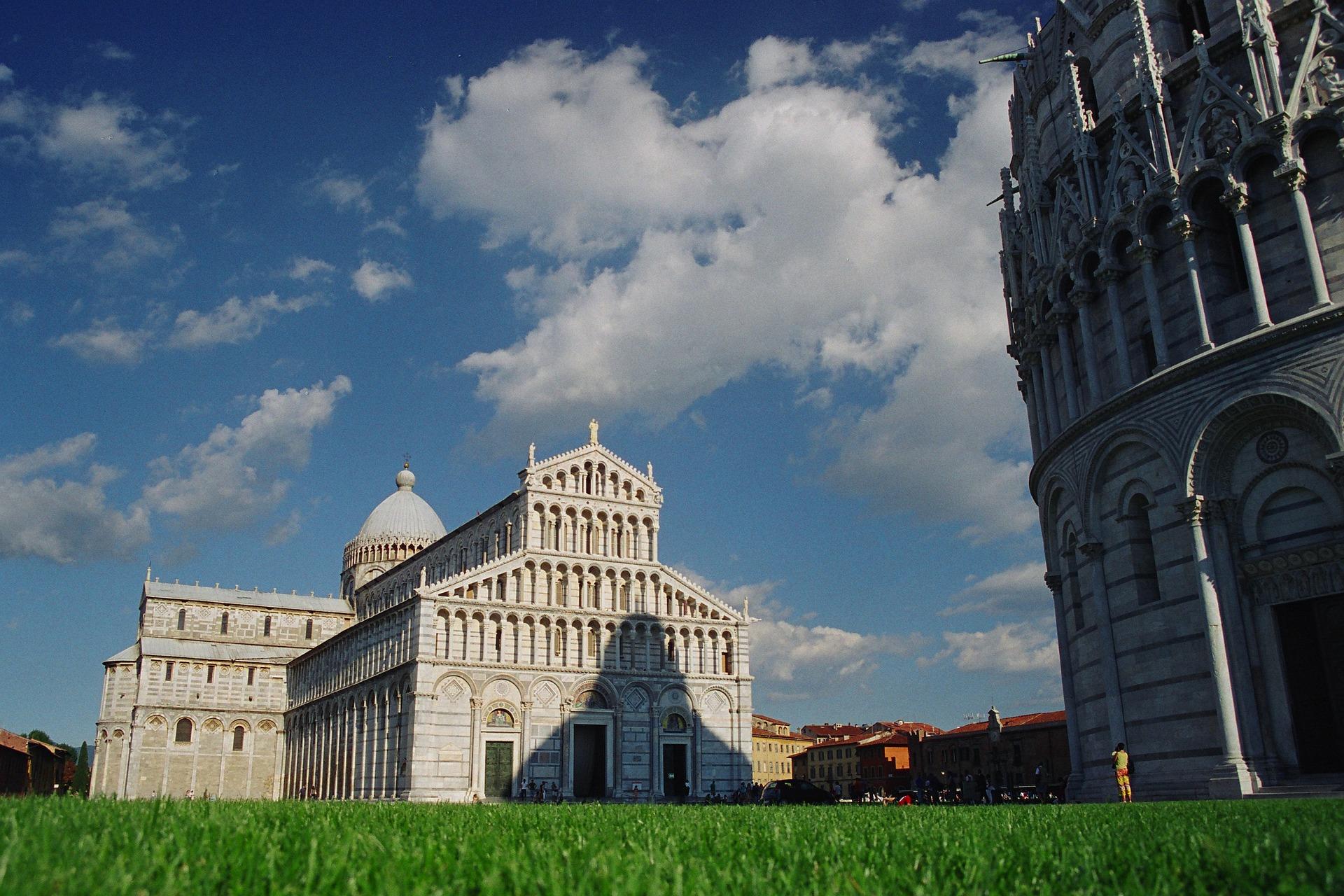 Piazza dei Miracoli o Piazza Duomo, Pisa