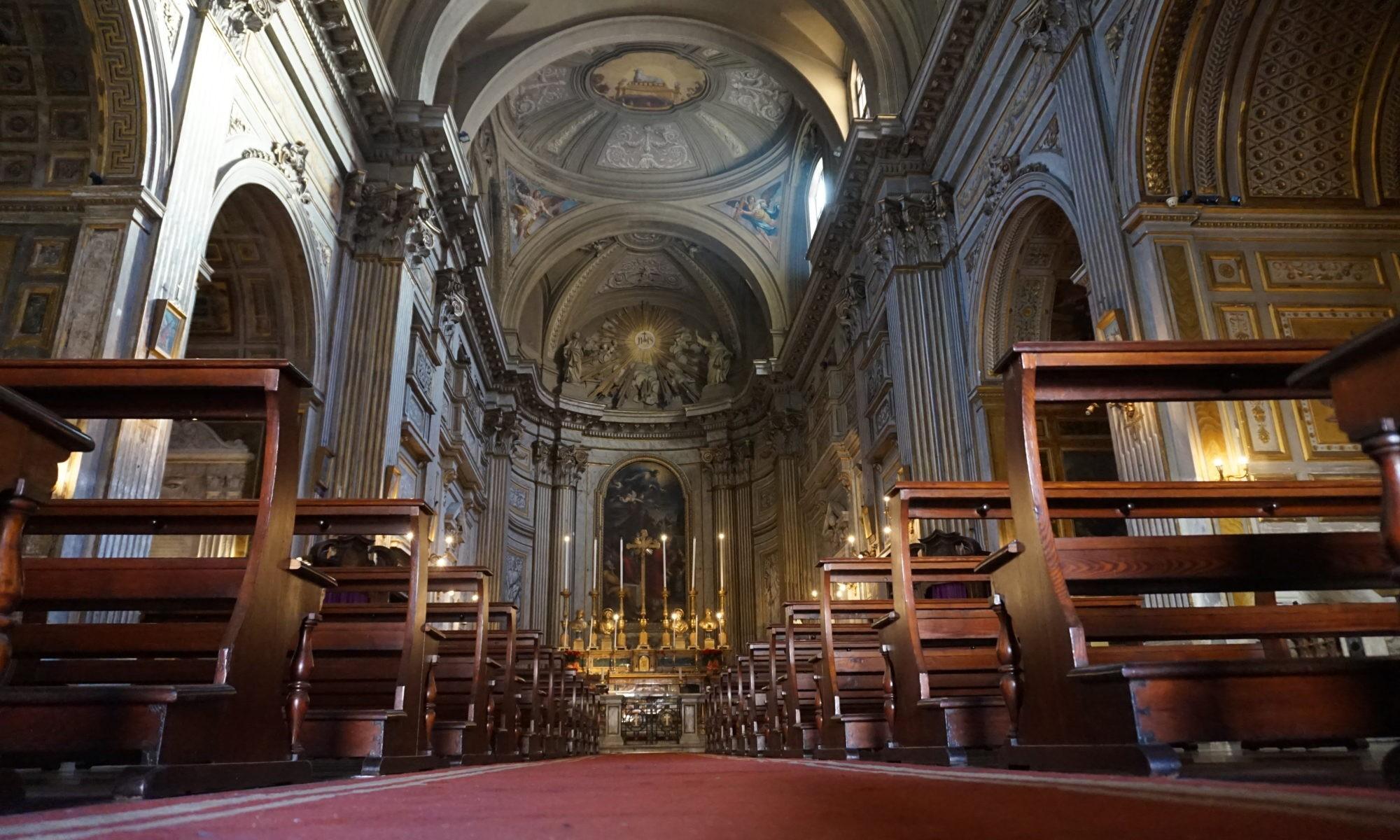 Chiesa SS. Vincenzo e Anastasio, Roma