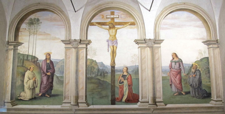 Sala del Perugino, Firenze