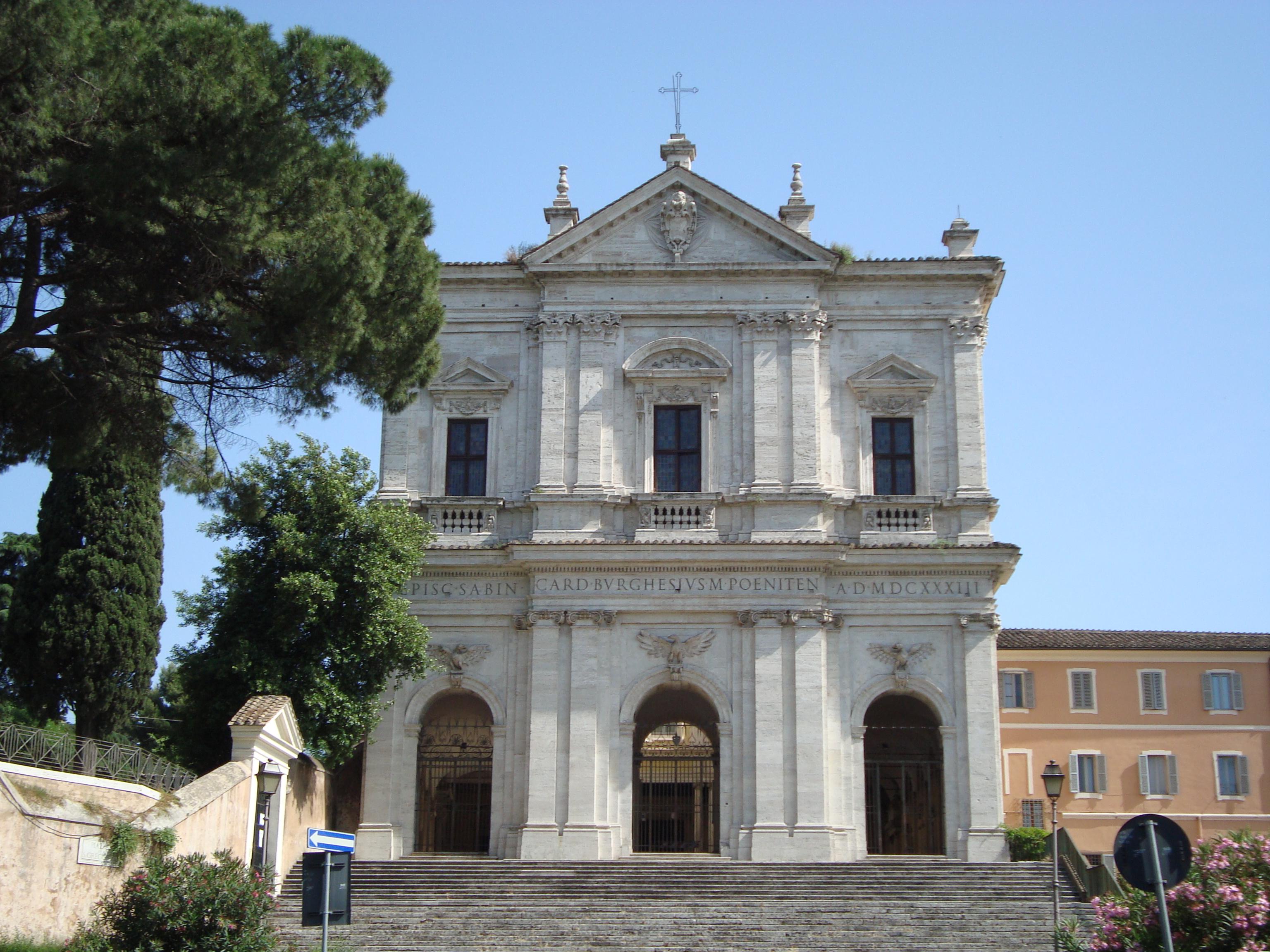 San Gregorio al Celio, Roma