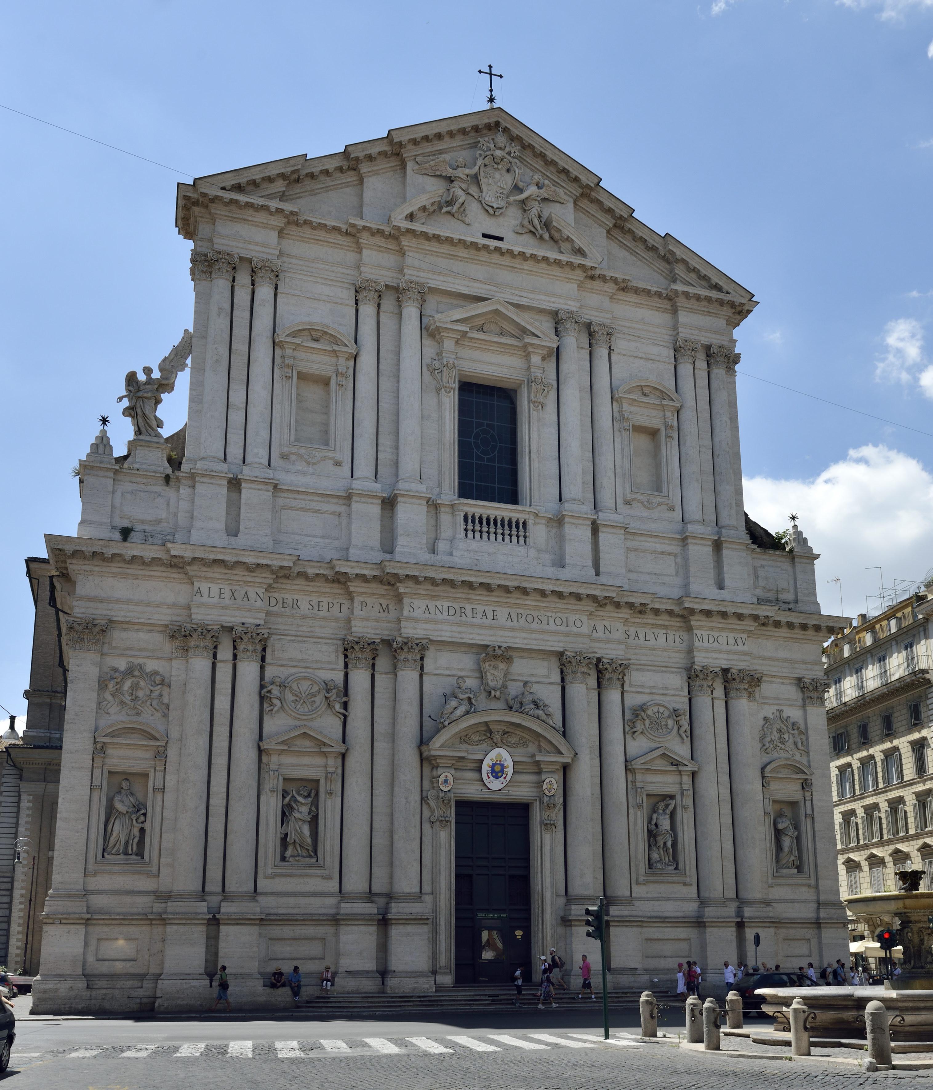 Sant'Andrea della Valle, Roma
