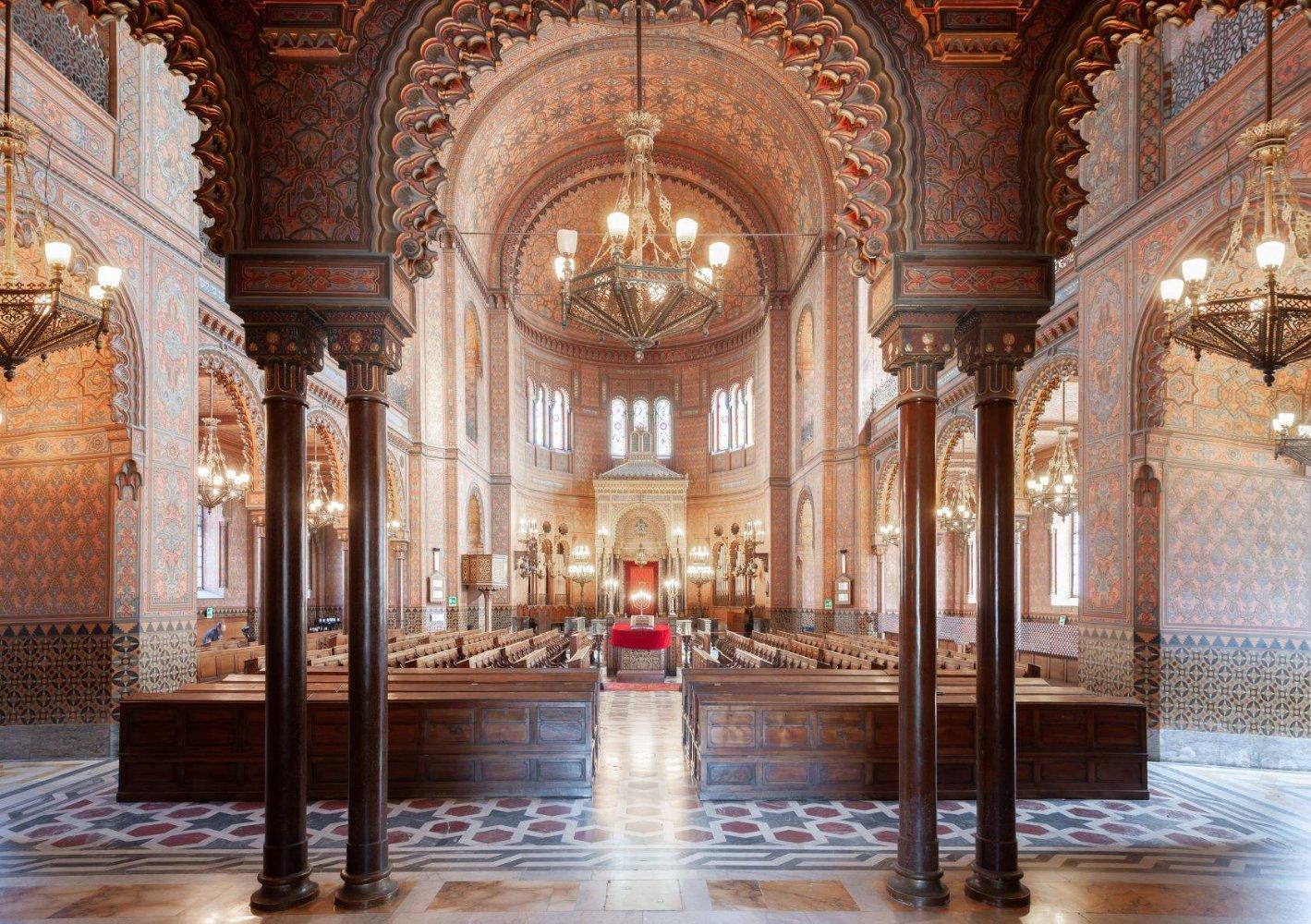 Sinagoga e museo di arte e storia ebraica, Firenze