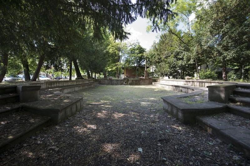 Teatrino di Villa Artieri a Bologna