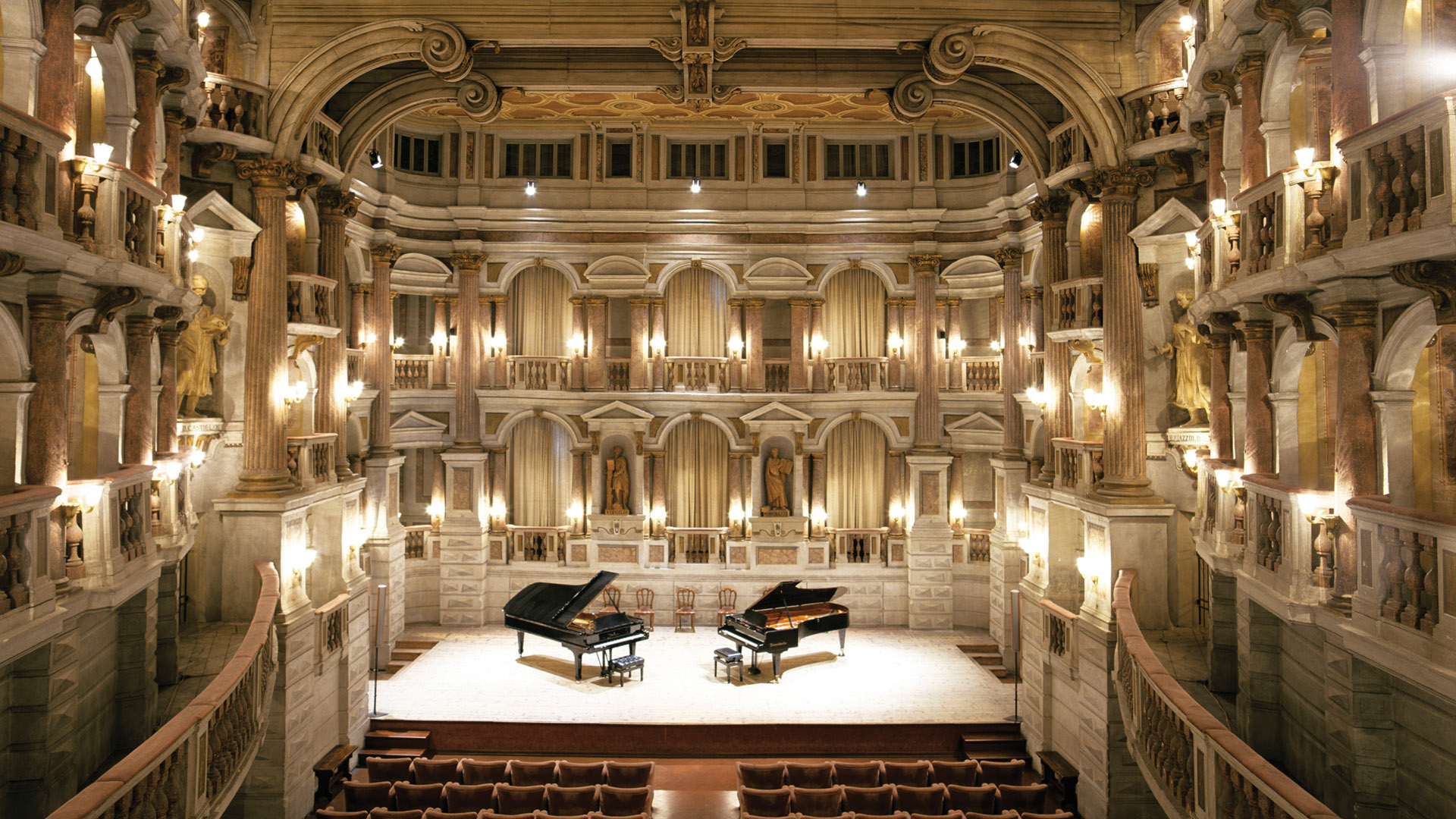Teatro Scientifico Mantova