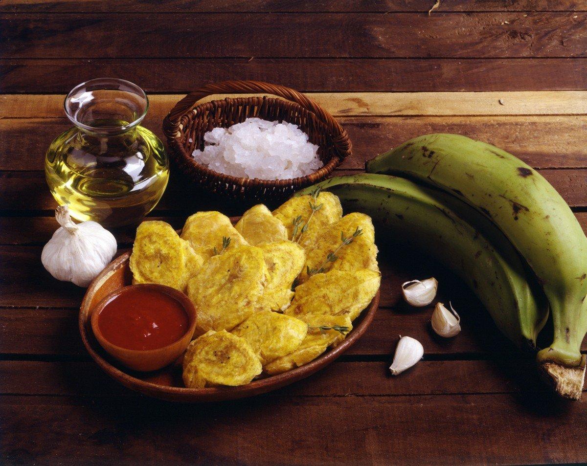 Tostones, cucina dominicana ©Foto Dominican Republic Ministry of Tourism
