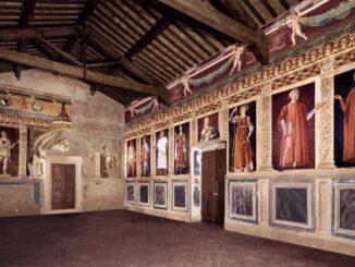 Villa Carducci-Pandolfini a Legnaia, Firenze