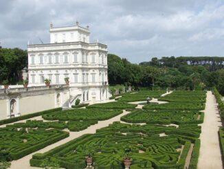 Villa Doria Pamphili, Roma