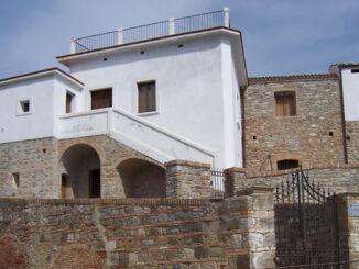 Casa di Carlo Levi ad Aliano
