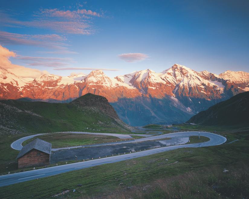 Percorso suggestivo in Austria per camperisti