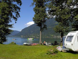 Austria in camper