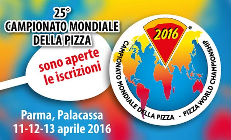 Campionato mondiale della pizza a Parma