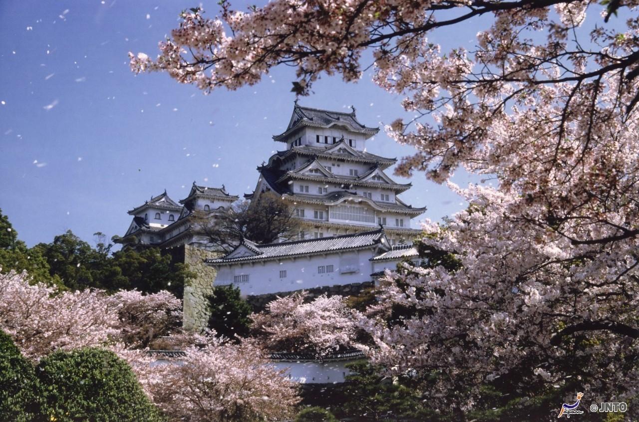 Castello Himeji, Giappone