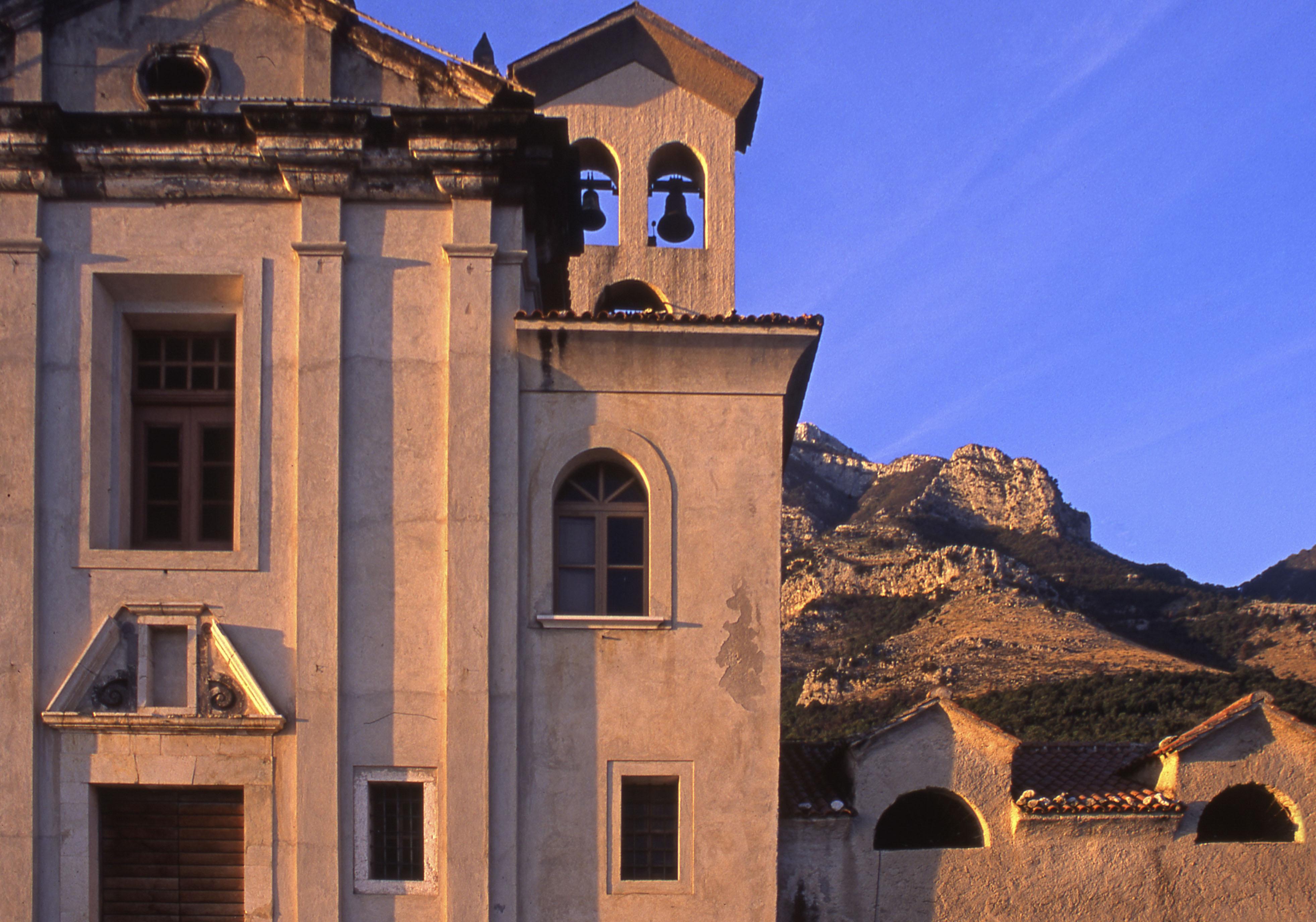 Chiesa di San Pasquale, Faicchio ©Foto Massimo Vicinanza